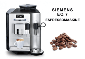 Siemens TE712201RW EQ7 espressomaskine